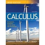 Calculus for Business, Economics, and the Social and Life Sc..., 9780077292737  