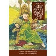 Druid Craft Tarot Deck, 9781859062739  