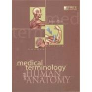 Medical Terminology With Human Anatomy,9780838562741