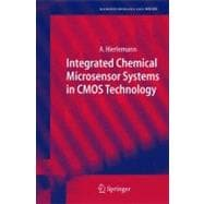 Integrated Chemical Microsensor Systems in Cmos Technology, 9783642062742