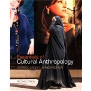 Essentials Of Cultural Anthropology,9780840032751