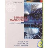 Strategic Management : Competitiveness and Globalization, Concepts,9780324072754