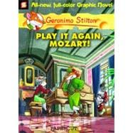 Geronimo Stilton #8: Play It Again, Mozart!, 9781597072762