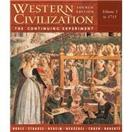 Noble-Western Civilization Vol. 1 : The Continuing Experiment