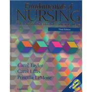 Fundamentals of Nursing : The Art and Science of Nursing Care