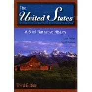 The United States A Brief Narrative History,9780882952789