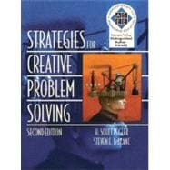 Strategies for Creative Problem Solving,9780130082794