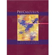 Precalculus With Infotrac,9780534462796