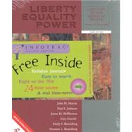 Liberty,Equality,Power,V2 W/ Infotrac