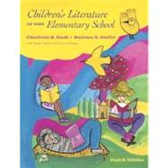 Children's Literature in the Elementary School,9780072562811