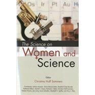 The Science on Women and Science, 9780844742816  