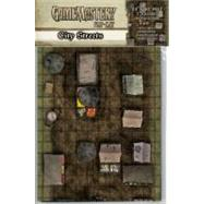 Gamemastery Flip-mat: City Streets, 9781601252821  