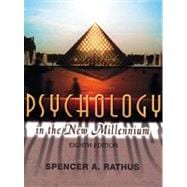 Psychology in the New Millennium (with InfoTrac)