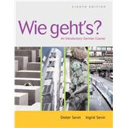Wie Geht's? : An Introductory German Course