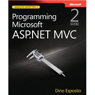 Programming Microsoft ASP. Net MVC, 9780735662841