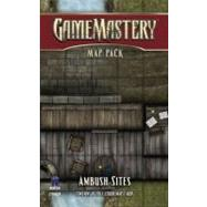 Gamemastery Map Pack: Ambush Sites, 9781601252845  