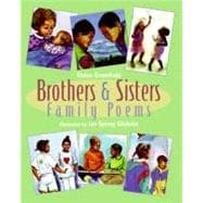 Brothers and Sisters : Family Poems, 9780060562847