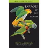 Parrots of the World, 9780691142852  