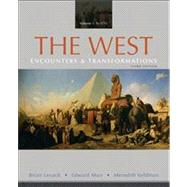 The West Encounters & Transformations, Volume 1