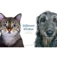 Different Strokes: The Difference Between Cats & Dogs, 9780764162855  