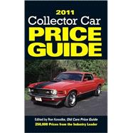 2011 Collector Car Price Guide, 9781440212857  