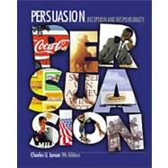 Persuasion: Reception and Responsibility (Info Trac Version, Passcode for Web Access)