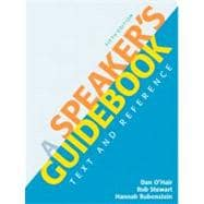 A Speaker's Guidebook: Text and Reference,9780312642860