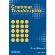 Grammar Troublespots : A Guide for Student Writers,9780521532860