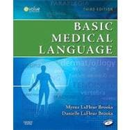 Basic Medical Language,9780323052863