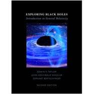 Exploring Black Holes: Introduction to General Relativity,9780321512864