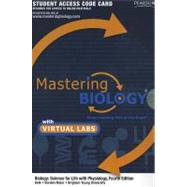 MasteringBiologyreg; with MasteringBiologyreg; Virtual Lab Full Suite -- Standalone Access Card -- for Biology : Science for Life with Physiology