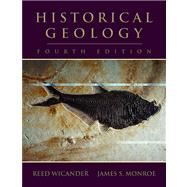 Historical Geology With Infotrac: Evolution of Earth and Life Through Time