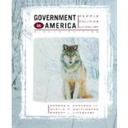 Government in America,9780321012876