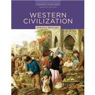 Western Civilization Vol. 2 : Since 1500,9780495502876