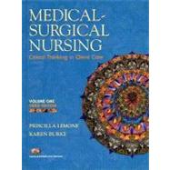 Medical-Surgical Nursing, Two Volume Set