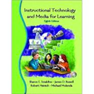 Instructional Technology and Media for Learning & Clips from the Classroom Pkg