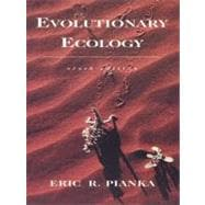 Evolutionary Ecology,9780321042880