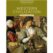 Western Civilization Vol. B : 1300 to 1815