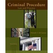 Criminal Procedure : Law and Practice