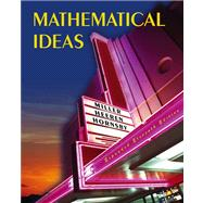 Mathematical Ideas Expanded Edition Value Pack (includes MathXL 12-month Student Access Kit  & Tutor Center Access Code)
