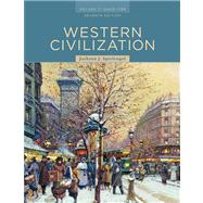 Western Civilization Vol. C : Since 1789