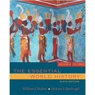 The Essential World History, Volume I,9780495902911