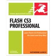 Flash CS3 Professional for Windows and Macintosh: Visual Qui..., 9780321502919