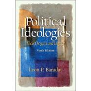 Political Ideologies : Their Origins and Impact,9780131522930