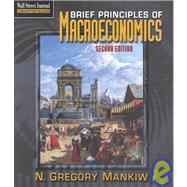 Pkg Principles of Macroeconomics, Brief, Wall Street Journal Edition
