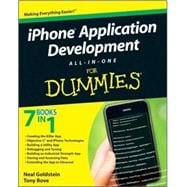 iPhone<sup>&#174;</sup> Application Development All-In-One F..., 9780470542934  