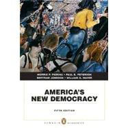 America's New Democracy,9780205662937