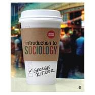 Introduction to Sociology,9781483302942