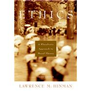 Ethics A Pluralistic Approach to Moral Theory,9780155062948