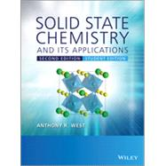 Solid State Chemistry and its Applications,9781119942948